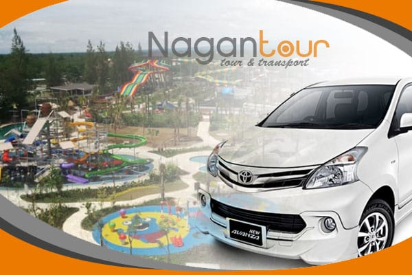 Sewa Mobil ke Jogja Bay Adventure Pirates Waterpark