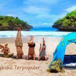 Wisata Pantai Gunung Kidul Terpopuler
