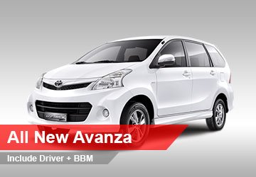 sewa all new avanza jogja