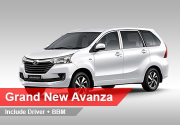 sewa grand new avanza jogja