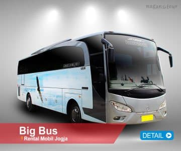 sewa big bus di jogja