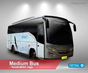 sewa medium bus di jogja