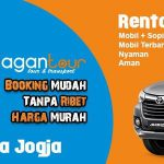 Paket Wisata Yogyakarta dan Rental Mobil Yogyakarta