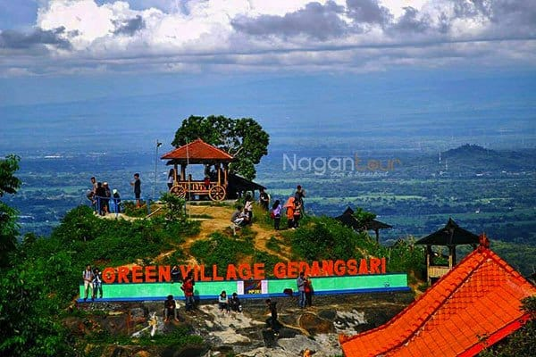 Rental Mobil Jogja Murah - Harga Sewa Mobil Jogja 2018 wisata-jogja-green-village-gedangsari Green Village Gedangsari Punya Flying Fox Terpanjang Se-Asean