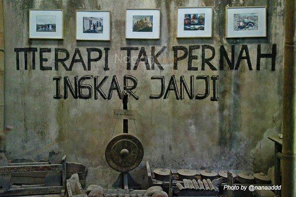 Rental Mobil Jogja Murah - Harga Sewa Mobil Jogja 2018 bunker-kaliadem-@nanaaddd Melihat Jejak Keganasan Merapi di Bunker Kaliadem