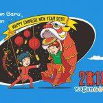 Paket Wisata Jogja Tahun Baru Imlek