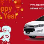 Sewa Mobil Avanza Jogja Tahun Baru Imlek 2018