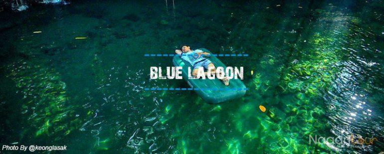 Segarnya Mandi di Blue Lagoon Jogja
