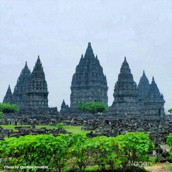 Candi Prambanan Nagan Tour