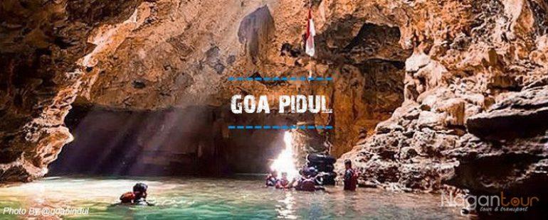 Wisata Menantang di Goa Pindul
