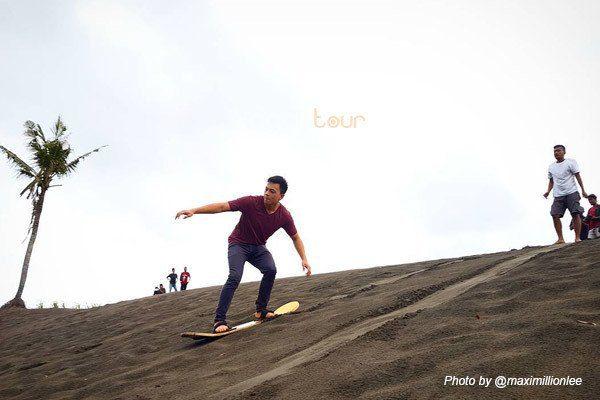 Rental Mobil Jogja Murah - Harga Sewa Mobil Jogja 2018 gumuk-pasir-@maximillionlee Sand Boarding di Gumuk Pasir Yogyakarta