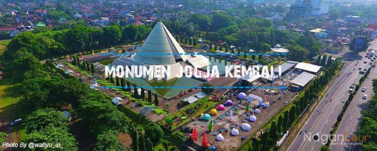 Belajar Sejarah di Monumen Jogja Kembali