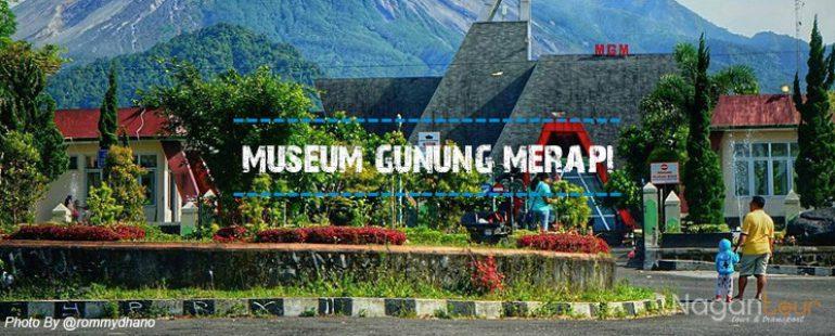 Wisata Edukasi di Museum Gunung Merapi