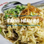 Bakmi Mbah Mo - Photo By @papah_panda