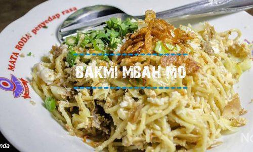 Bakmi Mbah Mo - Photo By @papah_panda