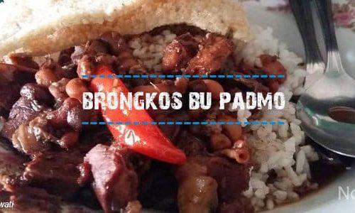 Brongkos Bu Padmo - Photo By @lianmantowati