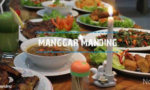 Manggar Manding - Photo By @manggarmanding