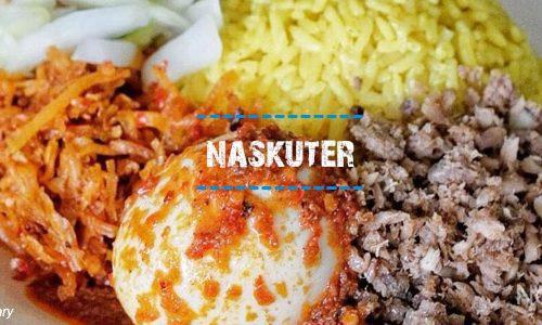 Warung Naskuter - Photo By @jogjaculinary