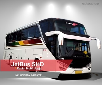 sewa big bus shd di jogja