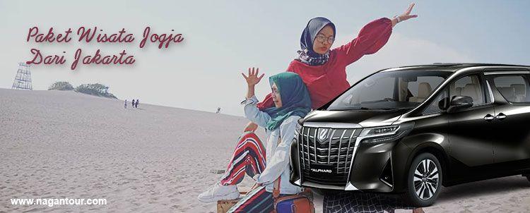 Paket Wisata Jogja Dari Jakarta
