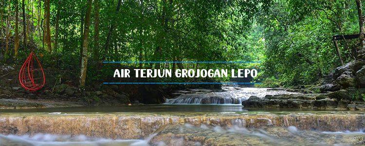 Wisata Instagramable Air Terjun Grojogan Lepo Dlingo Nagantour