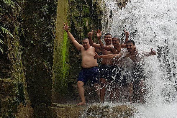 Lokasi Air Terjun Lepo Dlingo Bantul