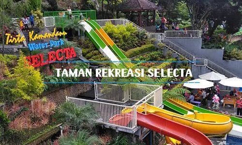 Wisata Taman Rekreasi Selecta Malang