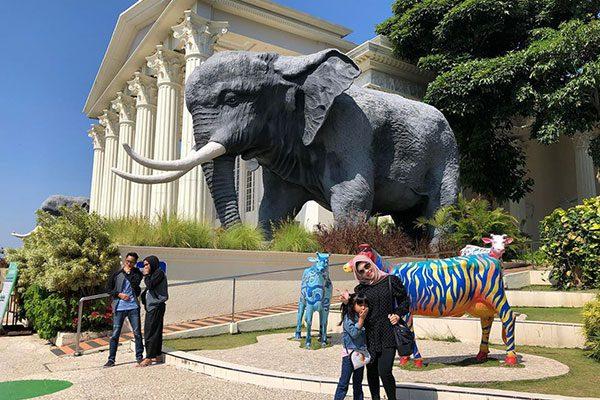Wisata Batu Secret Zoo Malang