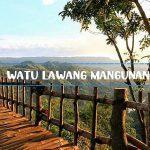 Wisata Alam Watu Lawang Mangunan