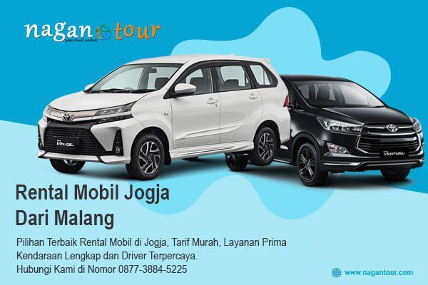 Rental Mobil Jogja Dari Malang