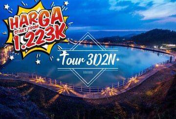 paket wisata jogja 3 hari 2 malam 2021
