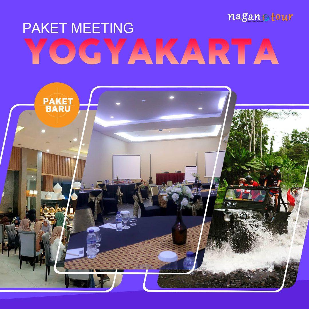 paket meeting jogja